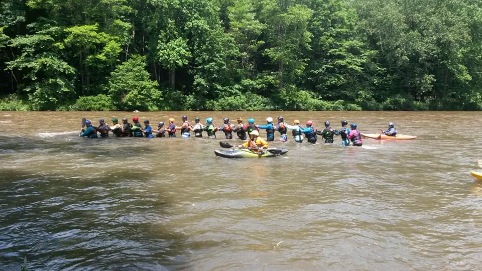 River Paddling Wrap-up