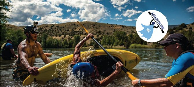 Need Help? Click Here to Contact Kayakers For Good!