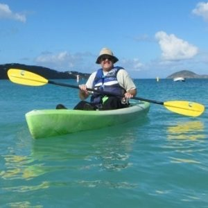 Cory Kayak Megans Bay St Thomas
